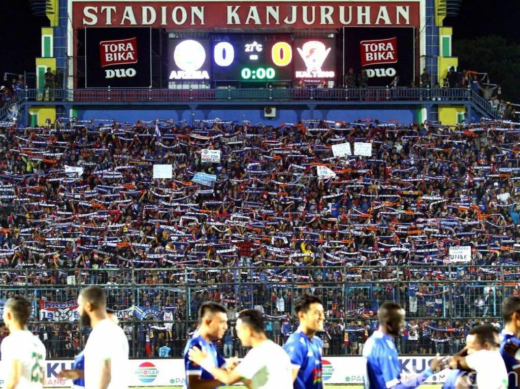Dihadiri Jokowi, Pengamanan Leg Kedua Piala Presiden Diperketat