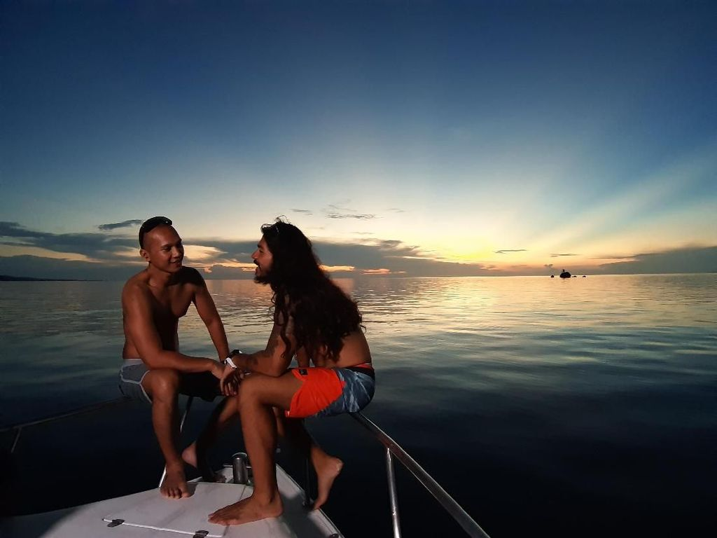 Foto: Diving di Togean Bareng Aquaman