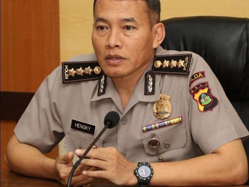 Polisi Sebut Terduga Teroris Bali Siapkan Panah-Sangkur untuk Aksinya
