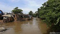 Pemprov DKI Antisipasi Banjir Jakarta Lewat Konsep Naturalisasi