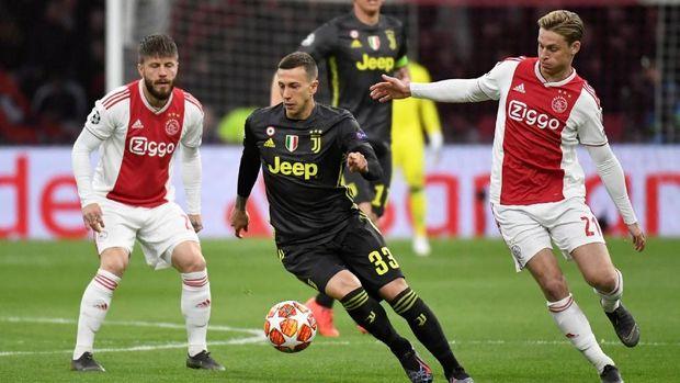 Preview Juventus Vs Ajax: Bianconeri Melawan Pressing de Godenzonen