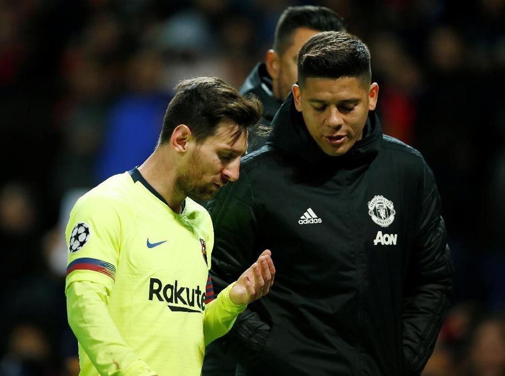Usai Berdarah-darah, Bagaimana Kondisi Messi?