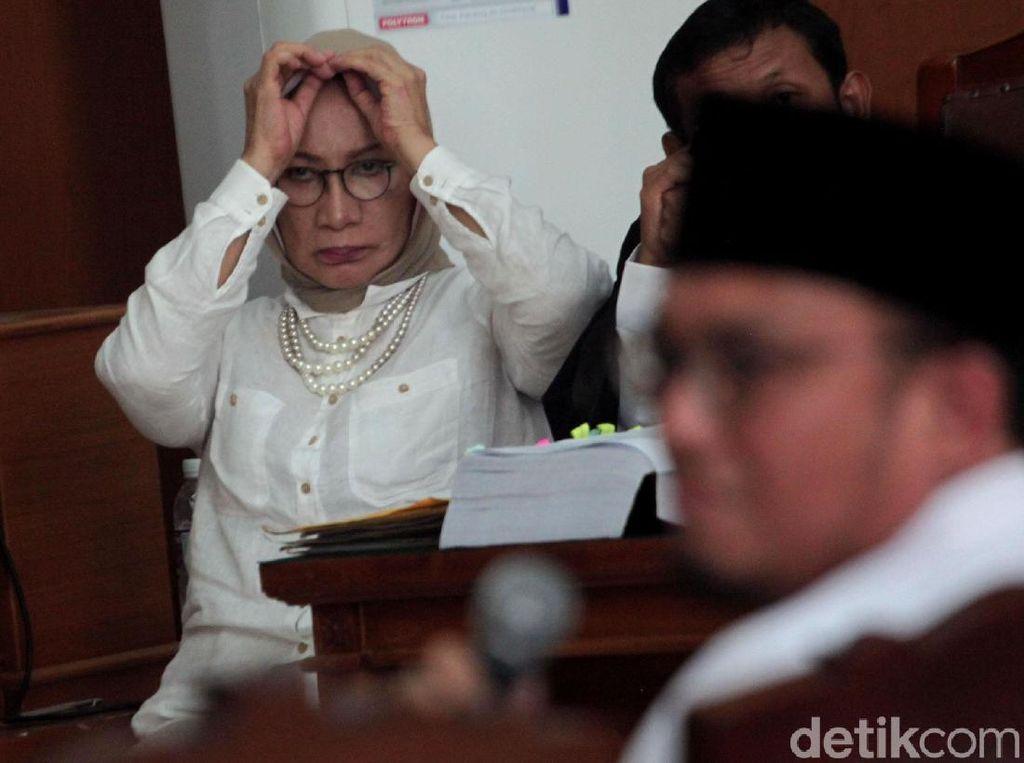 Ratna Sarumpaet Menyerah Kejar Tahanan Kota