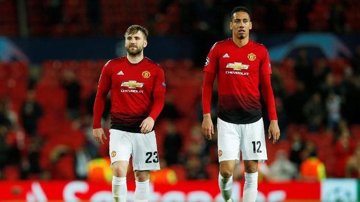 MU akan menjamu City di Old Trafford, Kamis (25/4/2019) dalam lanjutan kompetisi Liga Inggris. (Foto: Reuters)