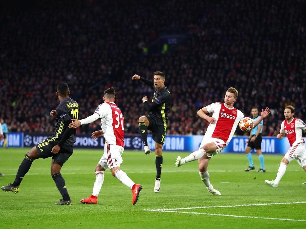 Juventus vs Ajax: Bianconeri Tak Siapkan Adu Penalti