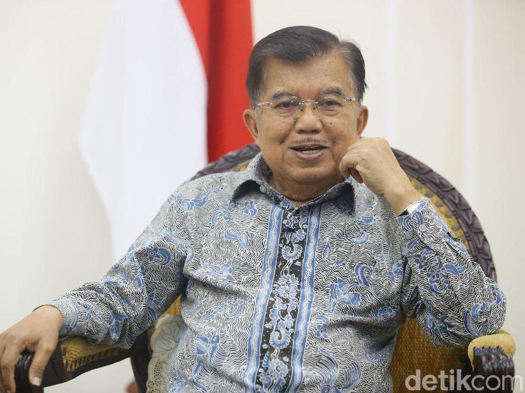 Wapres JK: Perbatasan ZEE Indonesia-Vietnam Masih Dirundingkan
