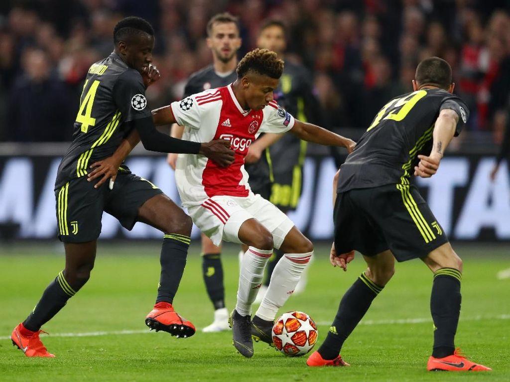 Allegri: Juventus Agak Kaget dengan Gol Ajax