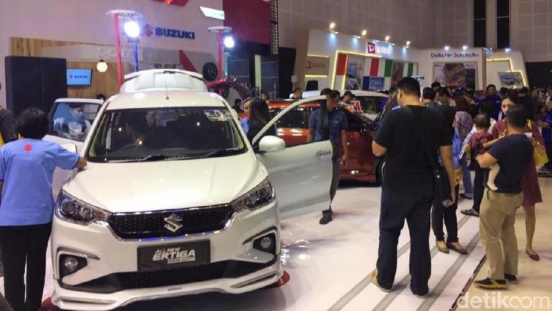 11 Hari, Suzuki Jual Ratusan Ertiga di Jawa Timur