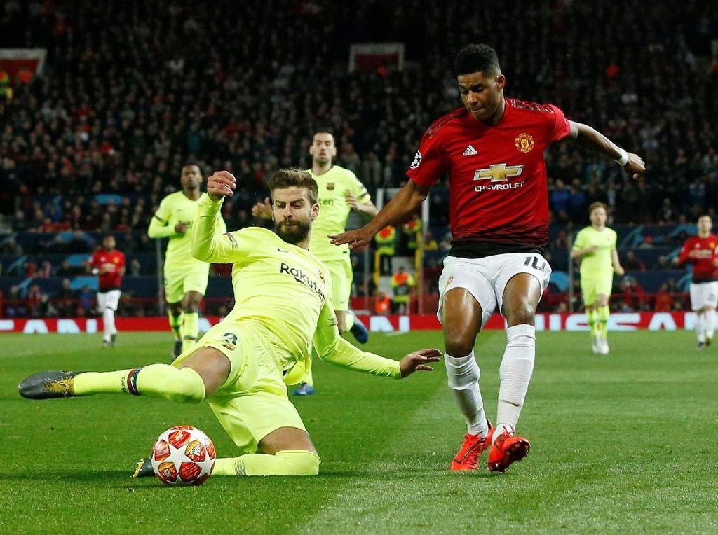 Waspada, Barcelona! Man United Jago Tandang