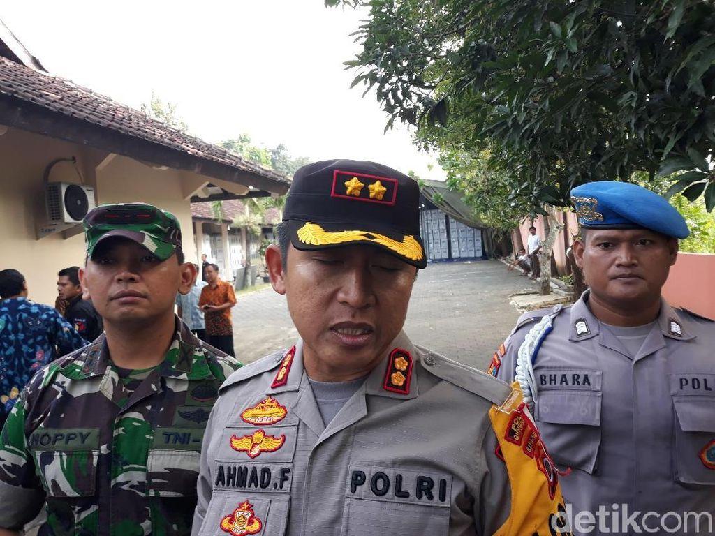 Hitung Hari Jelang Pemilu, Polisi Petakan 7 TPS Rawan di Gunungkidul