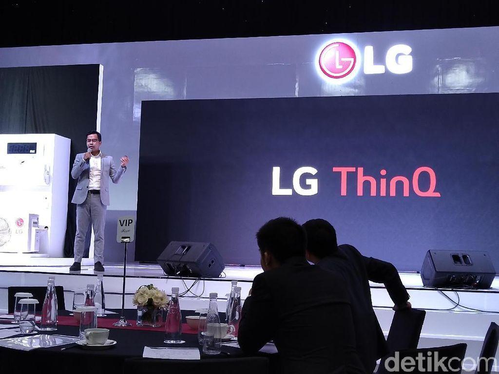 Kabar Senyap, LG Mau Jual Bisnis HP ke Konglomerat Vietnam