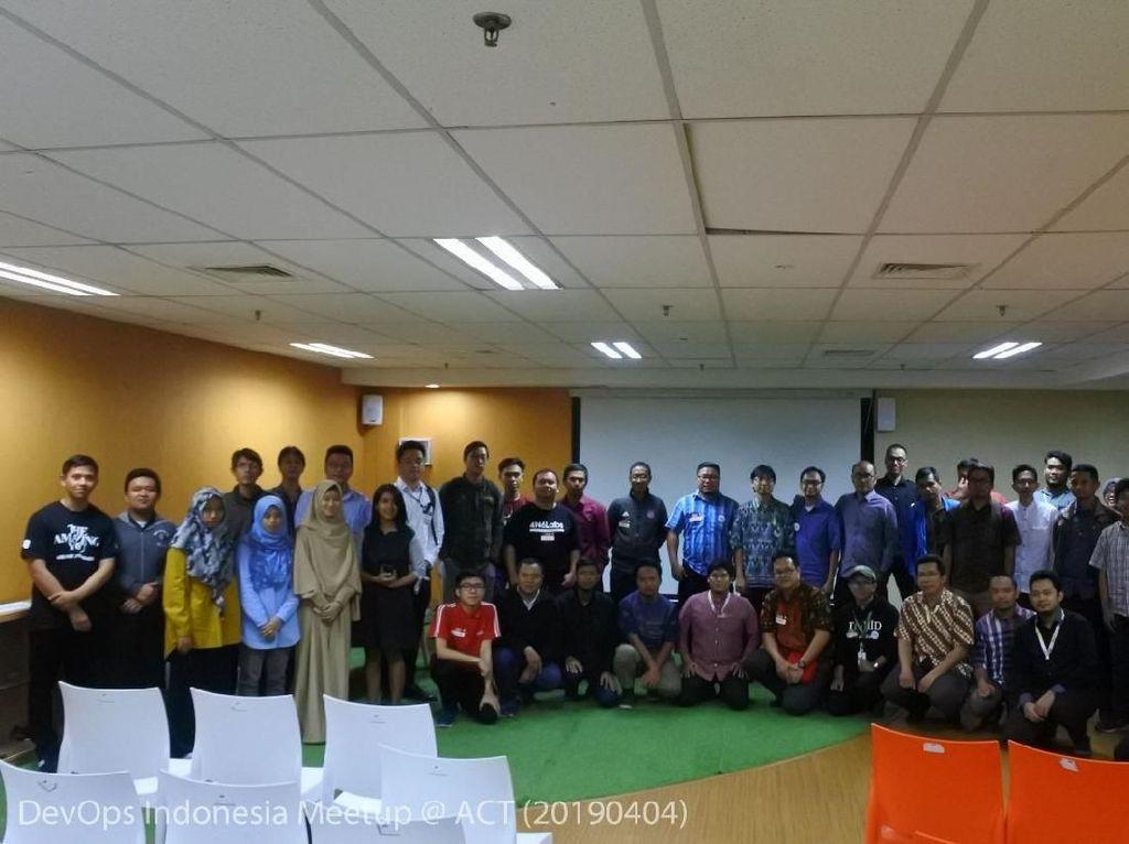 DevOps dan ACT Diskusi Bahas Otomatisasi Tingkatkan Kolaborasi Tim