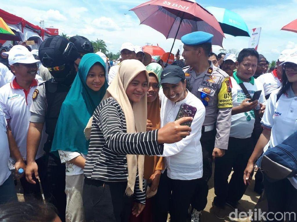Petani Dapat Rp 25 Juta Remajakan Sawit, Rini: Tak Harus Dikembalikan