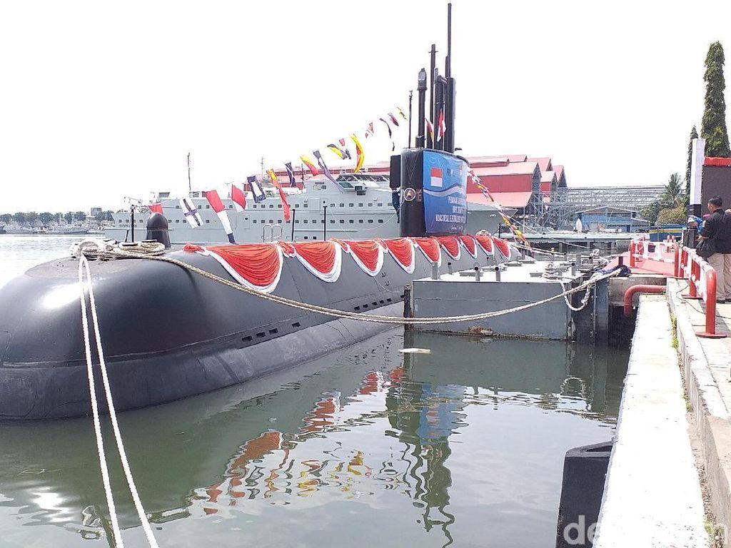 RI-Korsel Lanjutkan Kerja Sama Proyek Kapal Selam