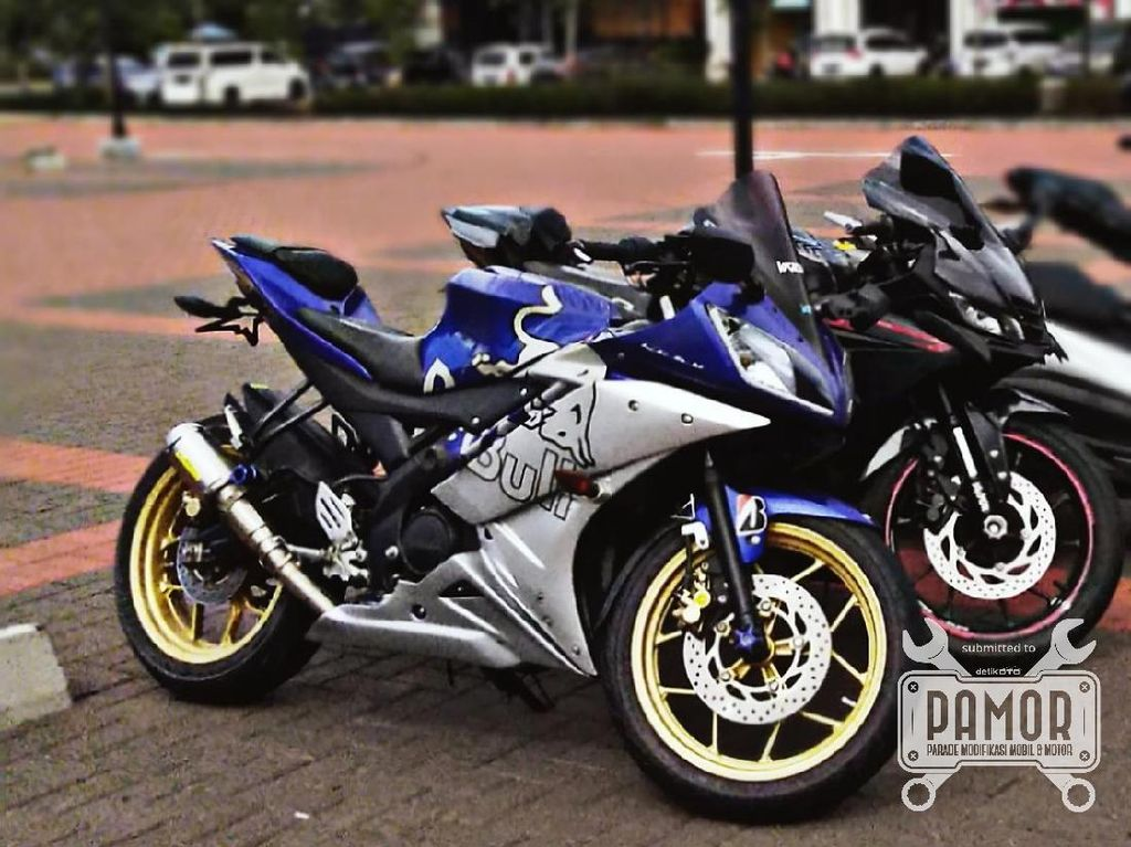 Yamaha R15, The Baby R6