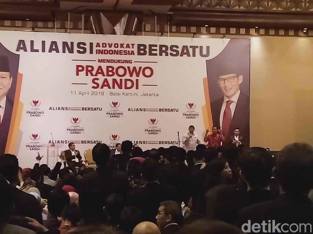 Cerita Pertemuan Prabowo-UAS, Hashim: Dukungan Beliau Sudah Jelas