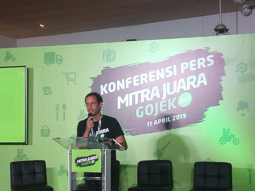 Soal Gelar Decacorn, CEO Go-Jek Lebih Memilih Dampak Sosial
