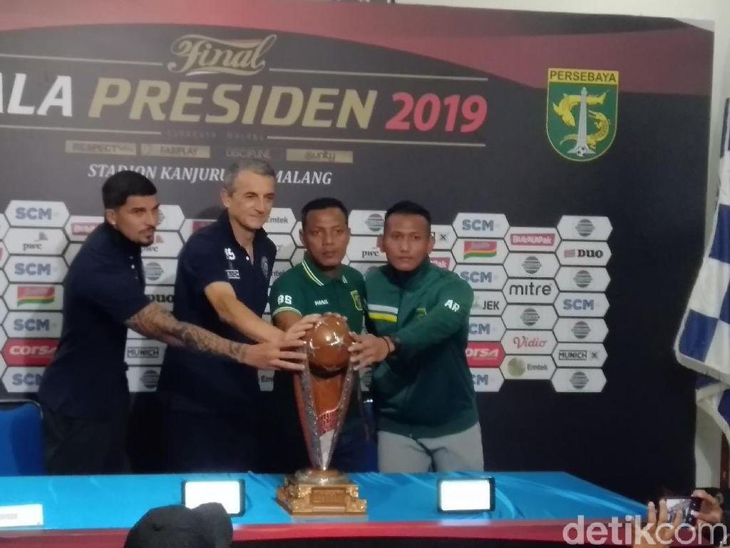 Terinspirasi MU, Persebaya Pede PSG-kan Arema FC