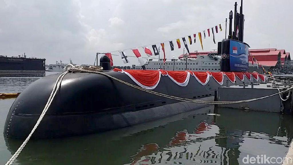 Mantap! Ini Alugoro-405 Kapal Selam Pertama Buatan Indonesia