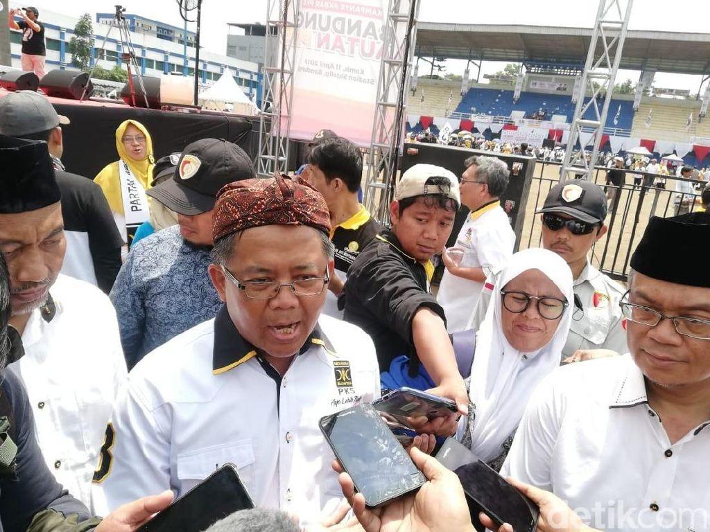 Presiden PKS: Pakai Politik Uang Sudah Pasti Kalah