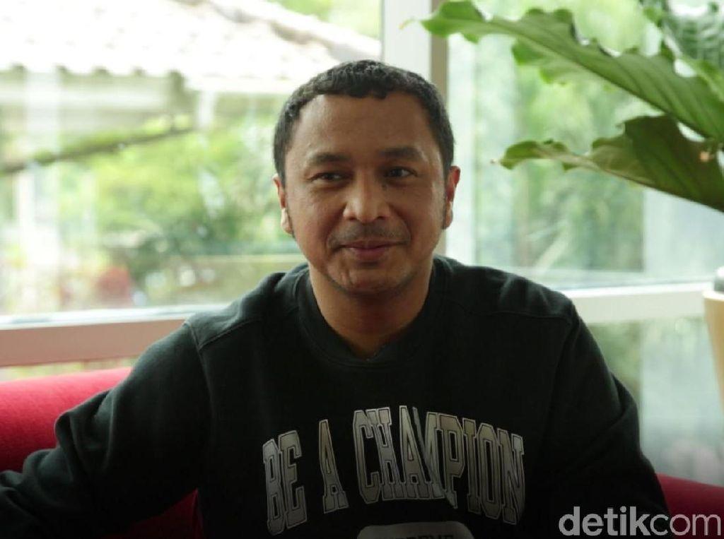 Giring Tak Sengaja Ketemu Iriana Jokowi di Mal Bikin Salfok