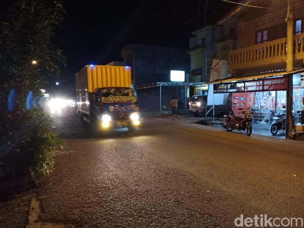 Gempa Sulteng Dirasakan di Sidrap dan Parepare, Warga Panik