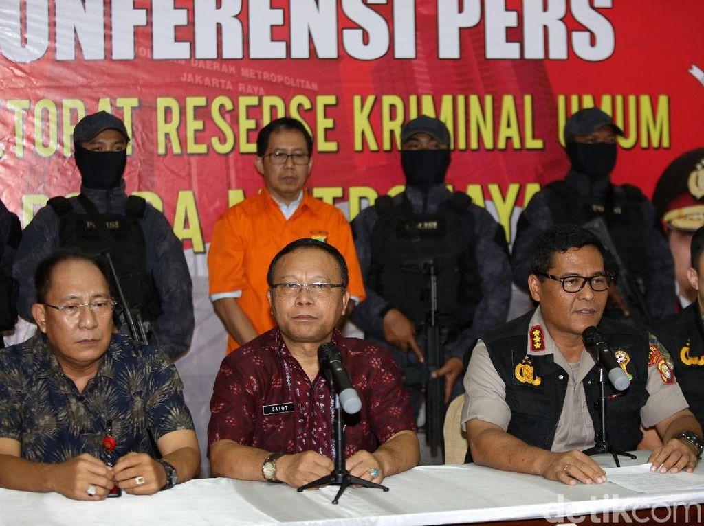 Joko Driyono Akan Diadili, Bagaimana Nasib Pesuruh yang Terlibat Kasusnya?
