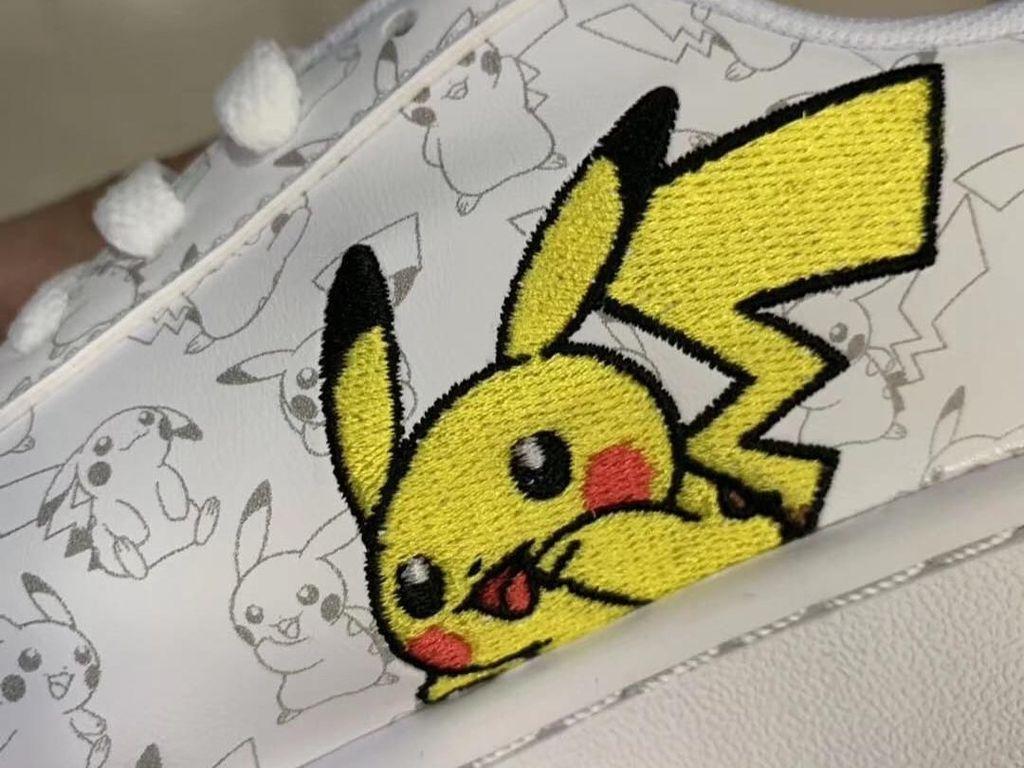 Foto Sneakers Kolaborasi Adidas dengan Pokemon Bocor di Medsos