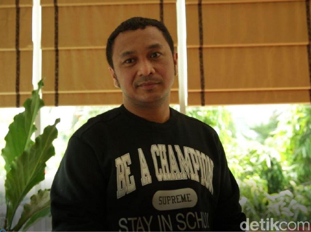 Kisah Giring yang Drop sampai Sering Bengong karena Tak Lolos ke Senayan