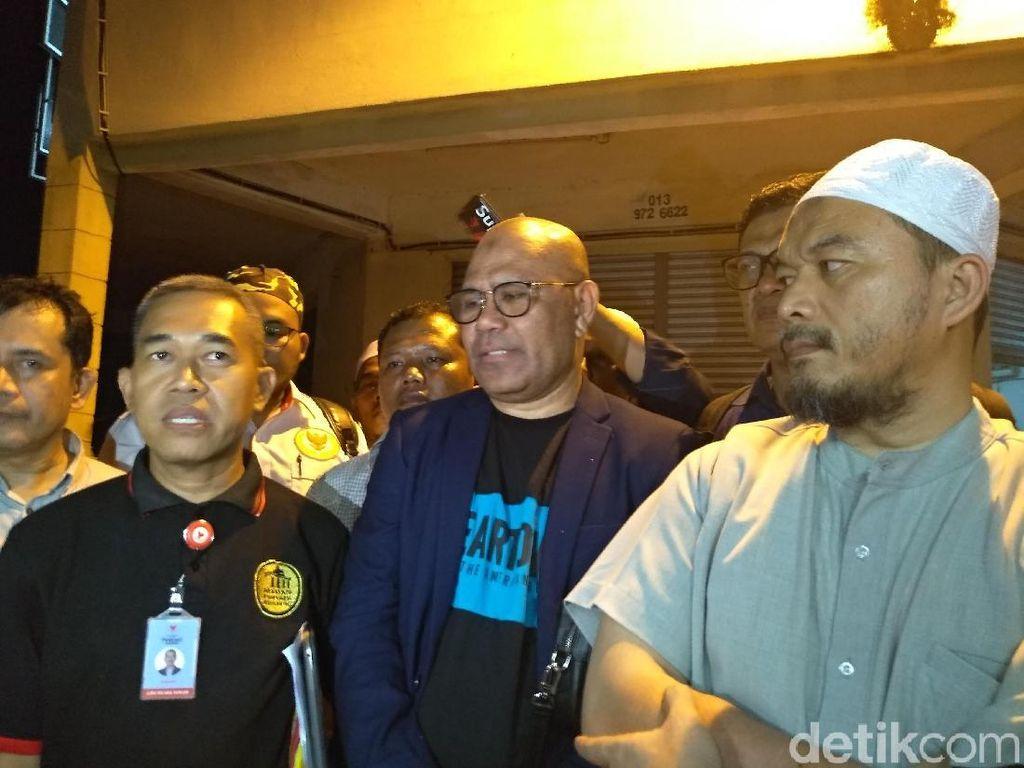 Tak Bisa Masuk Ruko Surat Suara Tercoblos, BPN: Ada Permintaan dari Jakarta