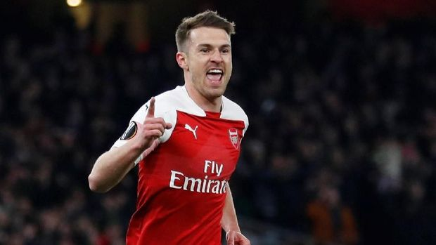 Aaron Ramsey jadi salah satu transfer penting Juventus musim ini.