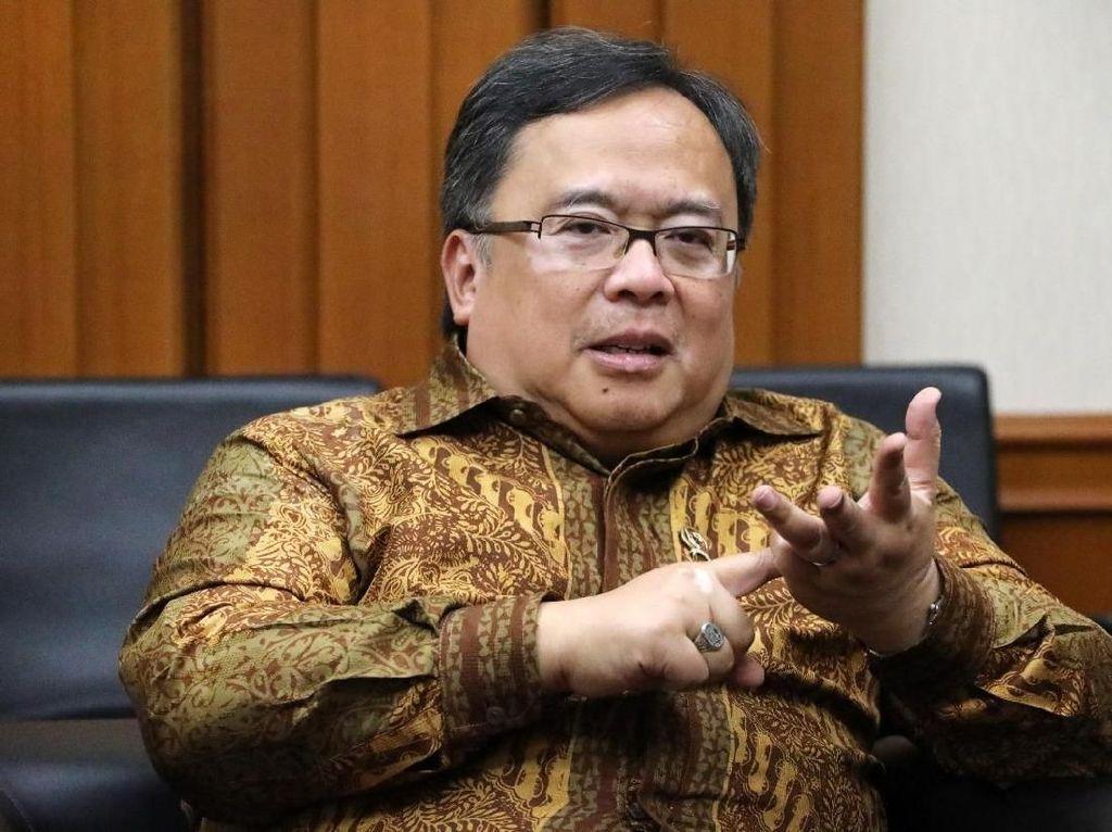 Menteri PPN Curhat ke Oded Soal Kemacetan Kota Bandung