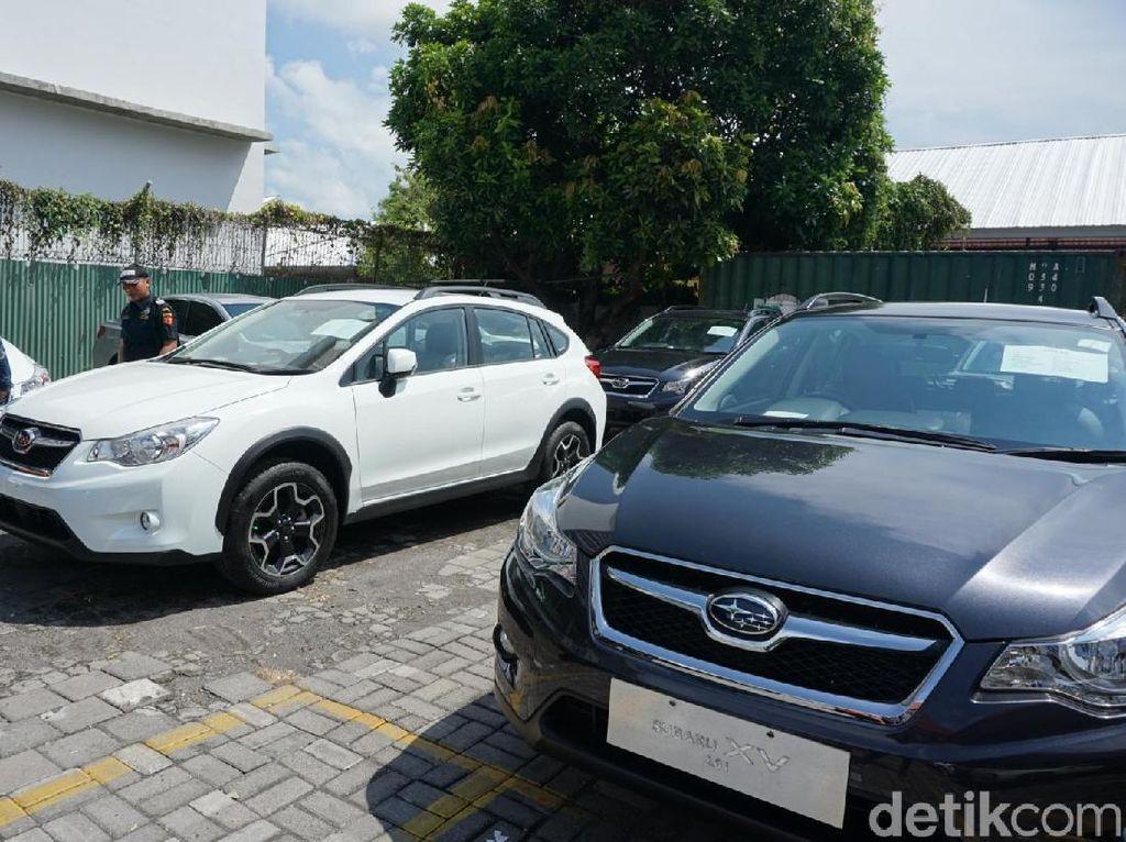 Berita Populer: Subaru Sitaan Laku Dilelang, SUV Anyar Wuling