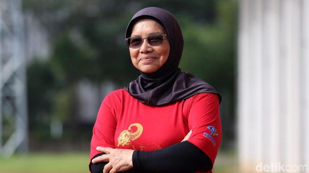 Kenal Lebih Dekat Dengan Eni Nuraini Si Pelatih Atletik Terbaik Asia