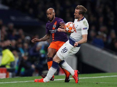 Tottenham: Harry Kane Cedera Ligamen Engkel, Dele Alli Tangannya Retak