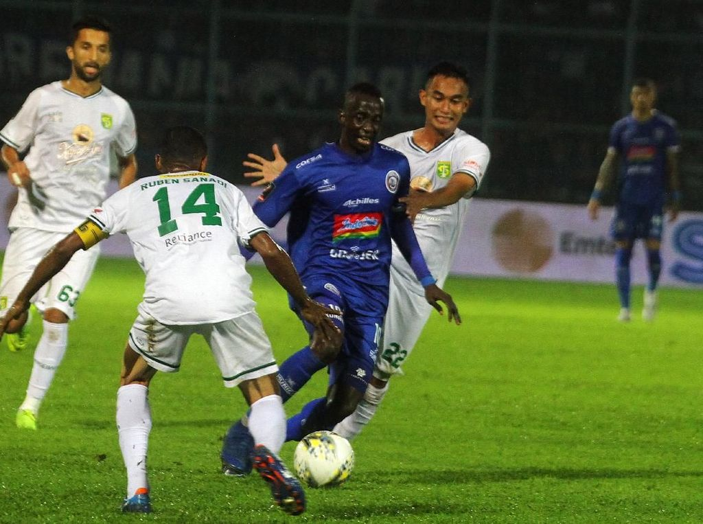 Arema FC Juara Piala Presiden 2019