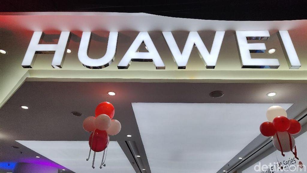 Toko High-end Huawei Resmi Dibuka, Ada Mate X Ikut Mejeng Lho