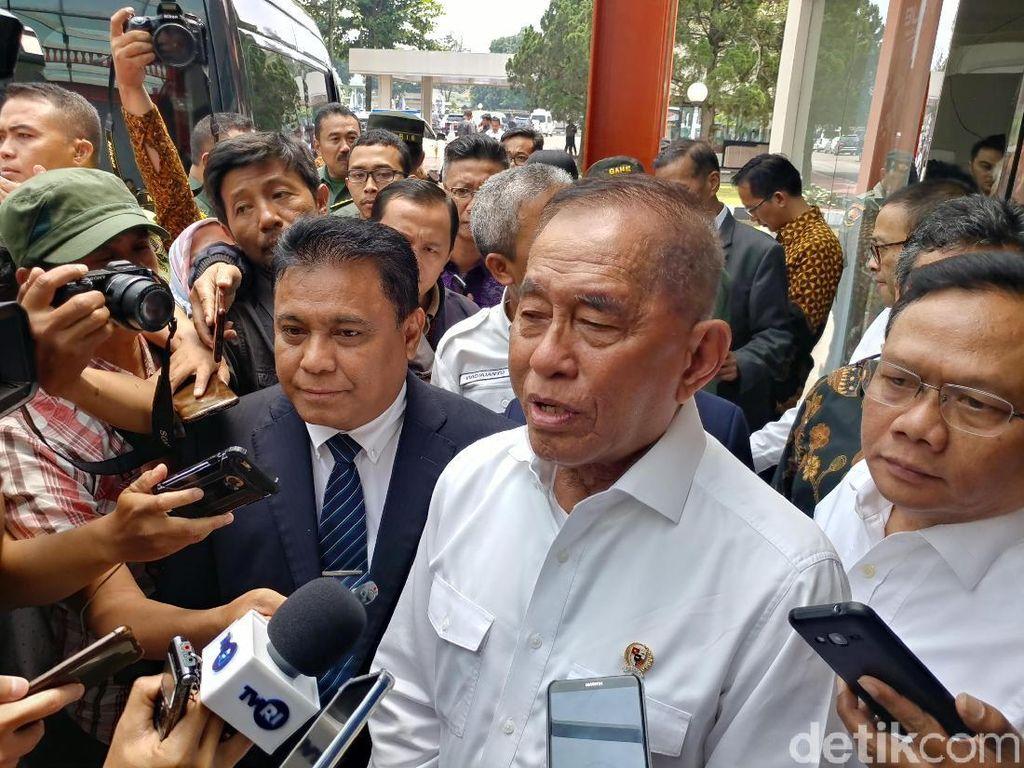 Tepis Prabowo, Menhan Banggakan Pertahanan RI Masuk 10 Besar Dunia