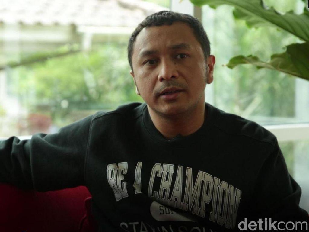 Giring Akui Stres dan Sering Bengong Usai Tak Lolos ke Senayan