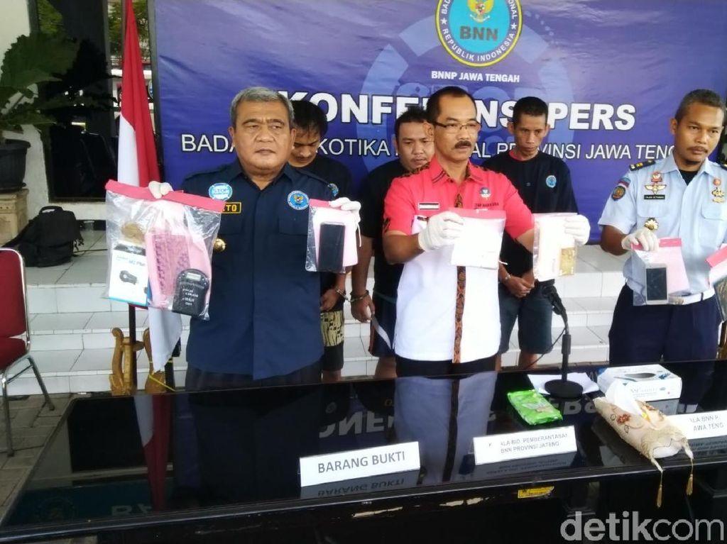 Transaksi Sabu di Dekat Stasiun Tawang Semarang Digagalkan
