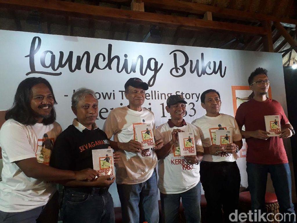 Jejak Jokowi Daki Gunung Kerinci saat Kuliah di UGM