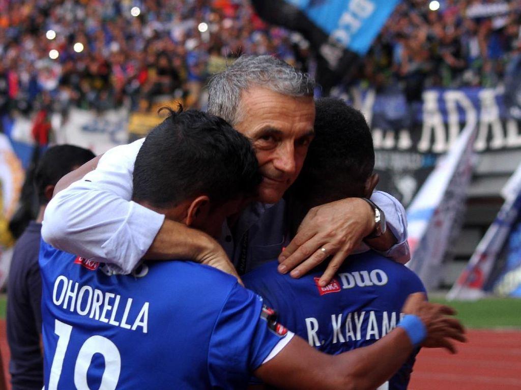 Ismed Sofyan: Punya Makan Konate, 70 Persen Arema Juara Piala Presiden