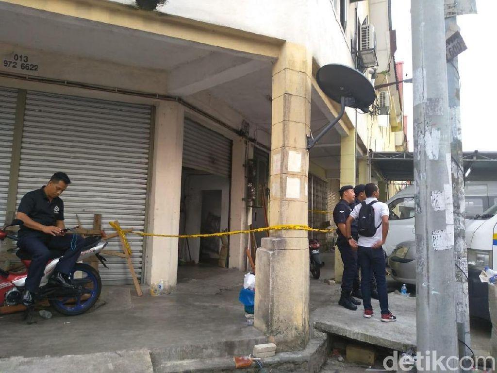 Polisi Buka Ruko Gudang Surat Suara Tercoblos di Malaysia