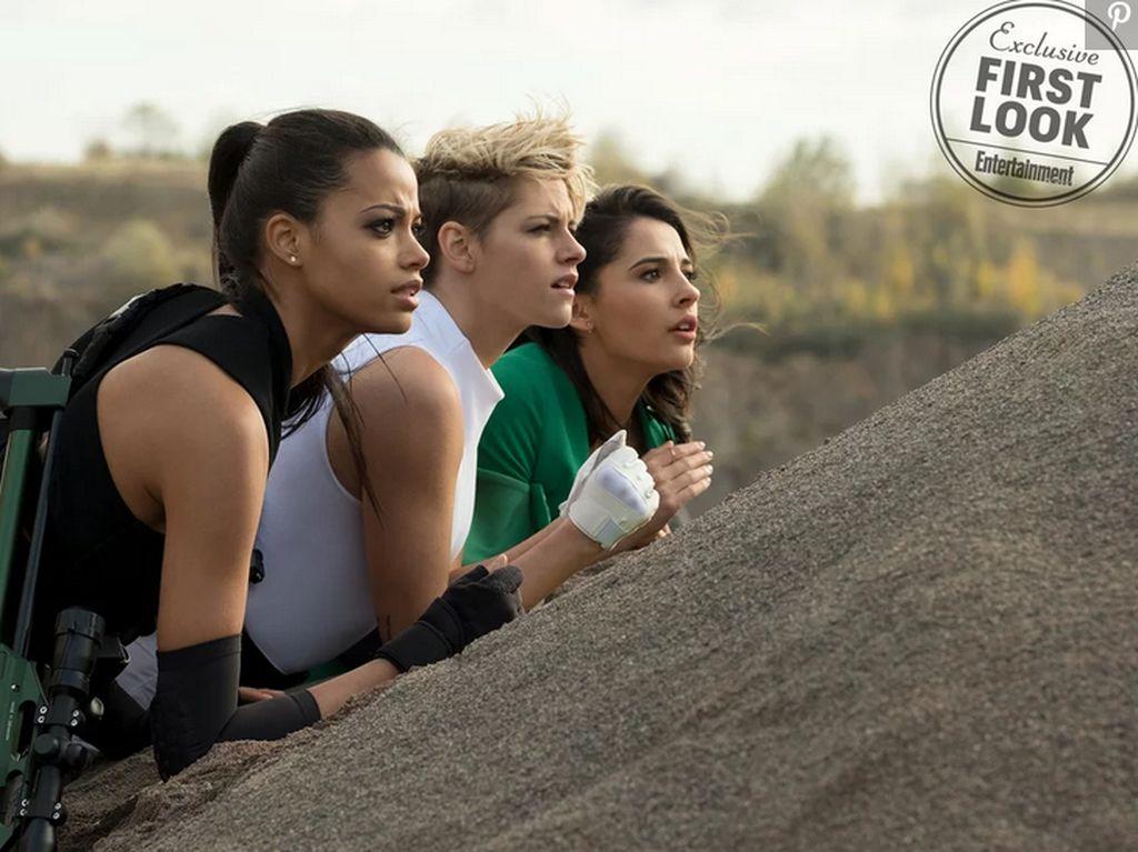 Charlies Angels: Aksi Mematikan Gadis-Gadis Cantik Jelita