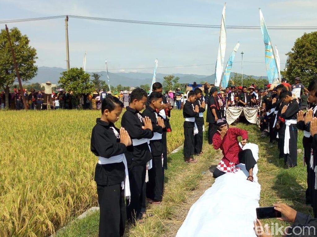 Festival Glinggang Village, Cara Warga Ponorogo Syukuri Panen Raya