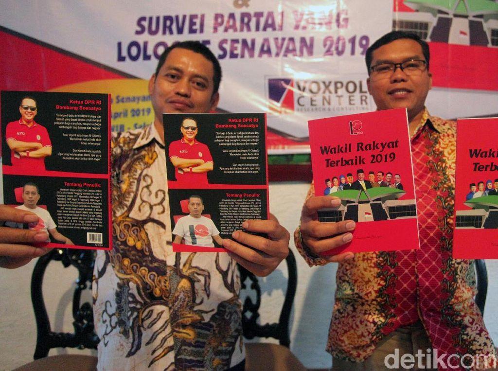 Peluncuran Buku Wakil Rakyat Terbaik 2019