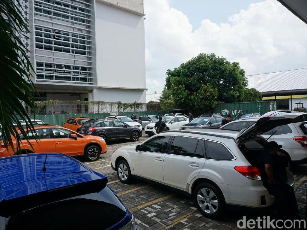 Subaru Forester Sitaan Laku Dilelang Dua Kali Harga Limit!