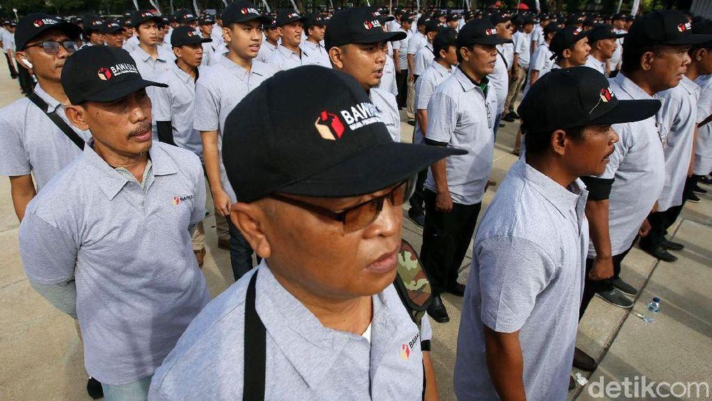 Satgas Anti Politik Uang Siap Kawal Pemilu