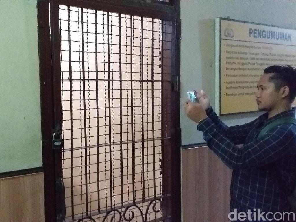 Tiga Tahanan Polsek Tenggilis Kabur Karena Petugas Tak Kunci Pintu Sel