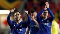 Hazard: Chelsea Harus ke Liga Champions Musim Depan